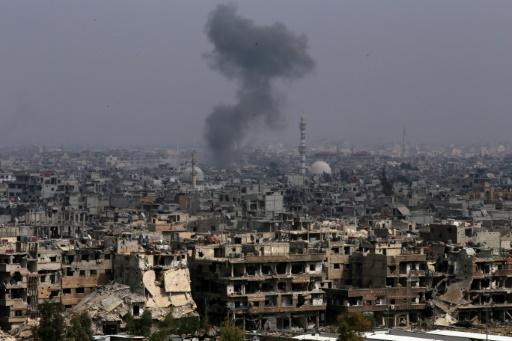 Syrie: le régime progresse face à l'EI dans le sud de Damas