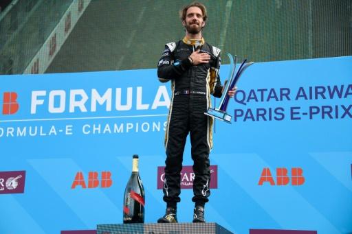 ePrix de Paris: Vergne enfin maître en sa demeure