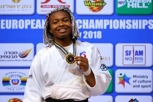 Judo: Dicko à la Riner, les Bleus relèvent la tête