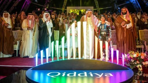 Arabie saoudite: coup d'envoi d'un projet de