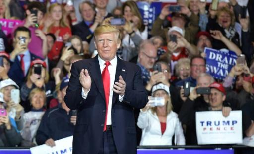 Trump snobe à nouveau le dîner des correspondants de la Maison Blanche