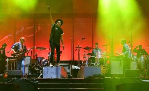 Arcade Fire, la fanfare du rock heureux à Bercy
