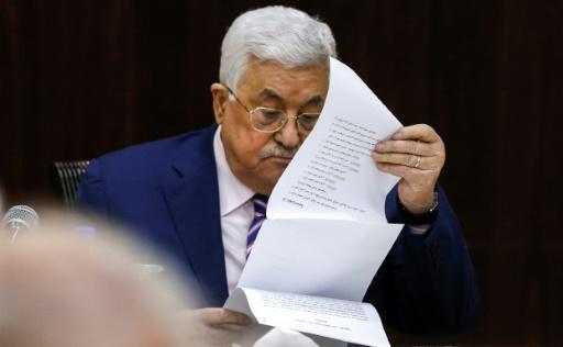 Réunion du Conseil national palestinien, une première depuis 1996