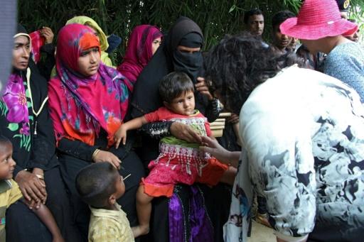 Crise des Rohingyas: une délégation du Conseil de sécurité de l'ONU au Bangladesh