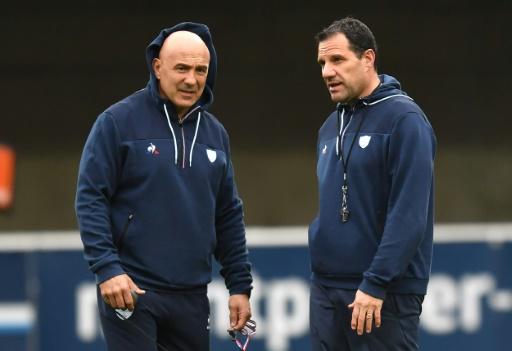 XV de France: Labit, Travers et Buononato avec les Bleus en juin en Nouvelle-Zélande