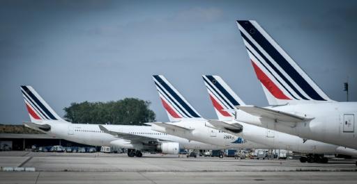 Air France: le syndicat de pilotes SNPL