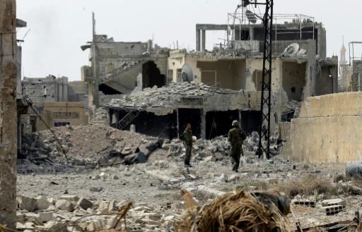 Syrie: accord d'évacuation de rebelles dans la banlieue sud de Damas