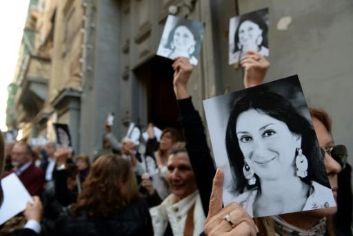 Malte: des manifestants réclament