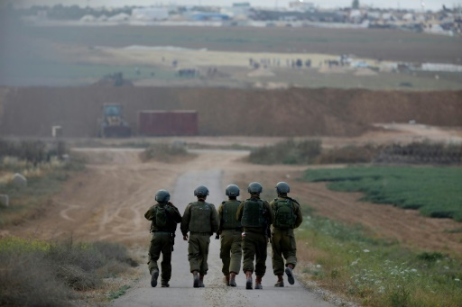 Gaza: trois Palestiniens tués par des tirs de soldats israéliens