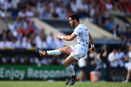 Rugby: fin de saison pour Machenaud victime d'une rupture des ligaments croisés