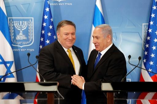 A Ryad et Tel-Aviv, Pompeo exprime la ligne dure américaine sur l'Iran