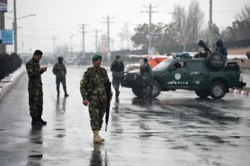 Afghanistan: au moins 4 morts dans un attentat suicide à Kaboul