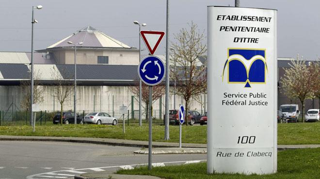 Comme beaucoup de services fédéraux, la prison d'Ittre est en grève: