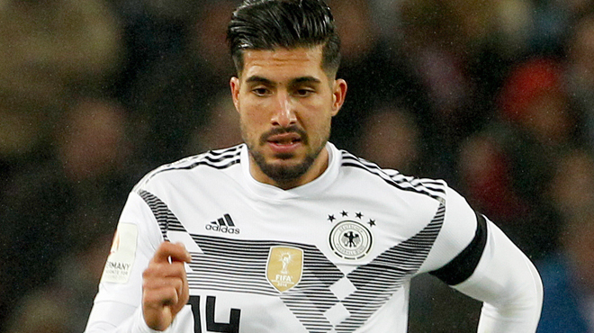La Juventus va chiper gratuitement Emre Can à Liverpool — Serie A