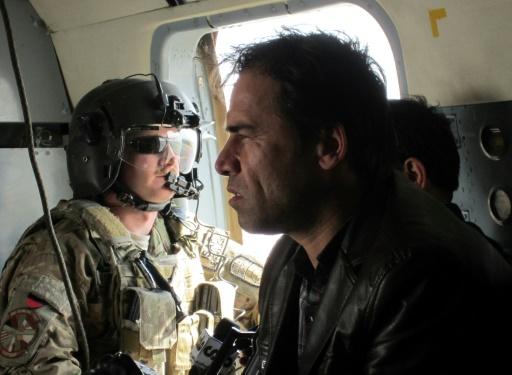 Hommages au photographe de l'AFP tué à Kaboul