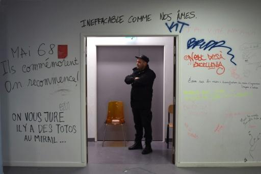 Universités: blocage à Toulouse et Rennes, Censier évacué, rentrée calme à Montpellier