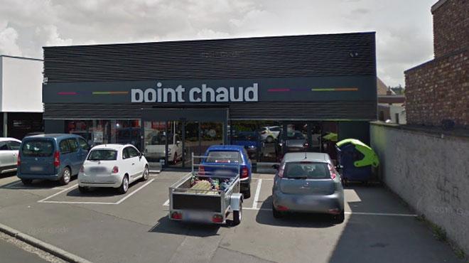 Trois individus braquent deux Point Chaud en l'espace de 20 minutes à Liège
