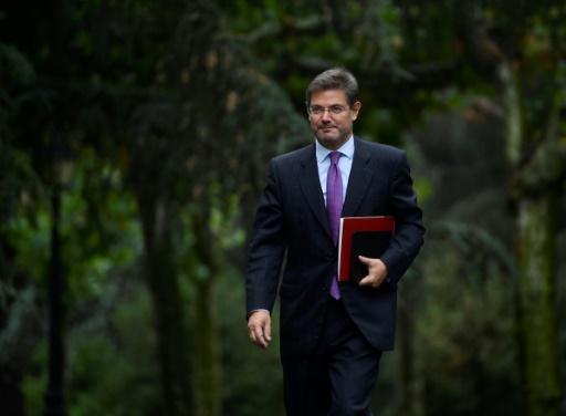 Espagne : les magistrats réclament la démission du ministre de la Justice