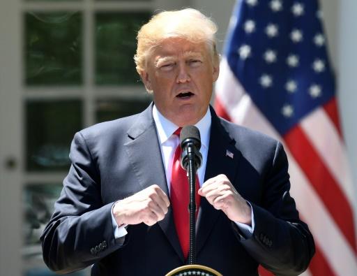 Trump se dit convaincu que le sommet avec Kim aura lieu