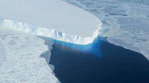 Lancement d'une vaste opération pour étudier le glacier de Thwaites