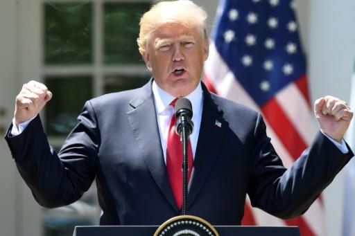 Trump dénonce de nouveau