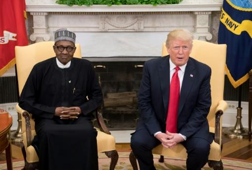 Trump loue le rôle du Nigeria dans la lutte anti-terroriste