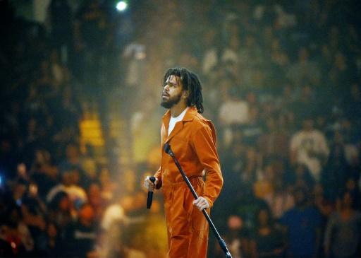 Avec son rap anti-drogues, J. Cole atteint les sommets