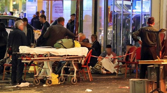 Nice: un homme utilise un pistolet d'alarme durant une dispute et provoque un mouvement de panique