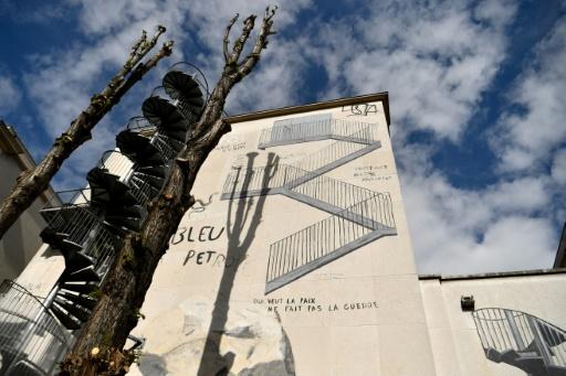 Au Palais de Tokyo, le street artist Escif veut rendre le graffiti à la rue
