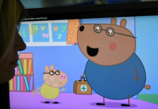 Chine: Peppa Pig censuré sur internet et accusé d'être une icône