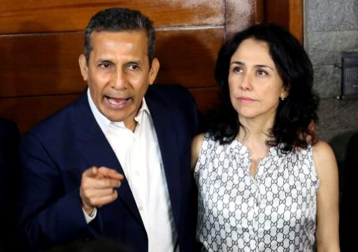 Pérou: libération de l'ex-président Humala et de son épouse