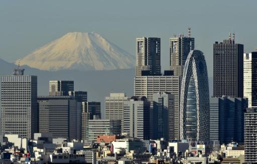 En cas d'éruption du Mont Fuji, Tokyo paralysée par les cendres