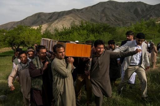 Afghanistan: terreur sur la presse