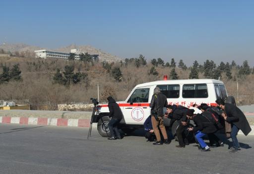 Pour les journalistes afghans,