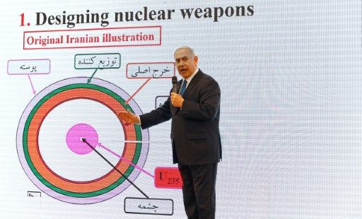 Nucléaire iranien: le coup d'éclat israélien se heurte à la résistance européenne