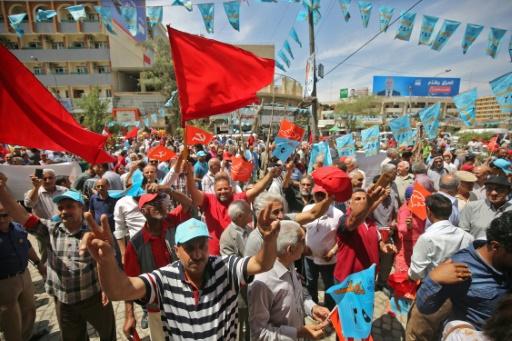 Irak: les communistes fêtent le 1er mai en croyant à une victoire électorale