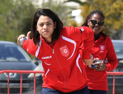 En Tunisie, des championnes de pétanque se voient déjà aux JO