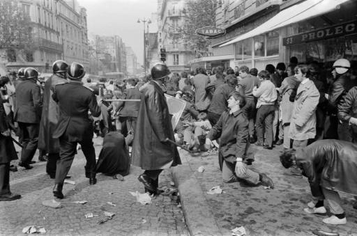 Sondage: Mai 68 a eu un impact positif pour 70% de Français