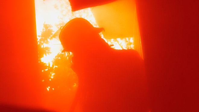 Incendie dans un hangar agricole à Libin: des animaux périssent dans les flammes