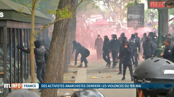 Ils ont semé le CHAOS lors de la manifestation du 1er mai à Paris: qui sont les