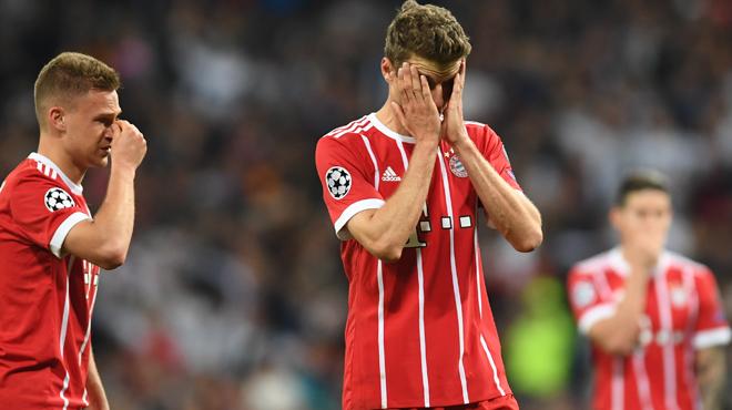 Le malheur du Bayern Munich s'est poursuivi à leur hôtel après l'élimination en Ligue des champions