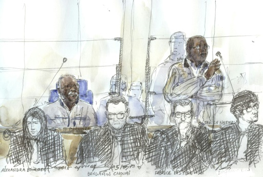 Génocide rwandais: deux ex-maires condamnés à vie de retour devant la justice française