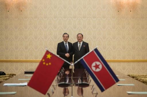 Corée du Nord: le ministre chinois des Affaires étrangères reçu par Kim Jong Un