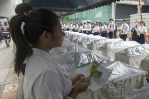 Thaïlande: hommage des étudiants en médecine à ceux qui ont donné leur corps