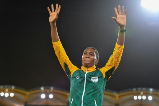 Athlétisme: l'Afrique du Sud fait appel du nouveau règlement sur l'hyper-androgénisme