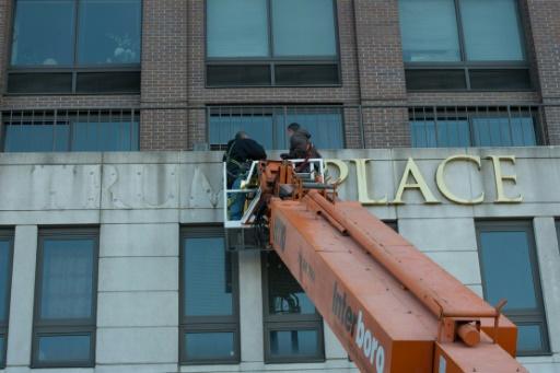 Un immeuble new-yorkais peut enlever le nom