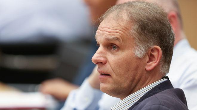 M. Destexhe interdit d'accès au Conseil de l'Europe: son badge a été désactivé car il a violé le code de conduite