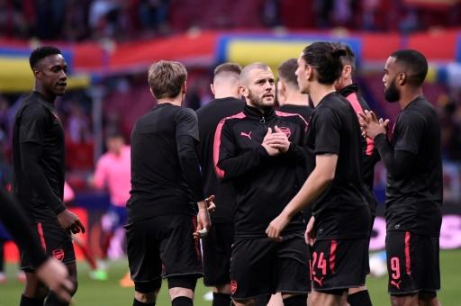 Europa League: l'Atlético comme attendu, Arsenal avec Welbeck