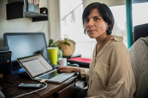 La Mexicaine Daniela Rea, lauréate du 1er prix Breach/Valdez