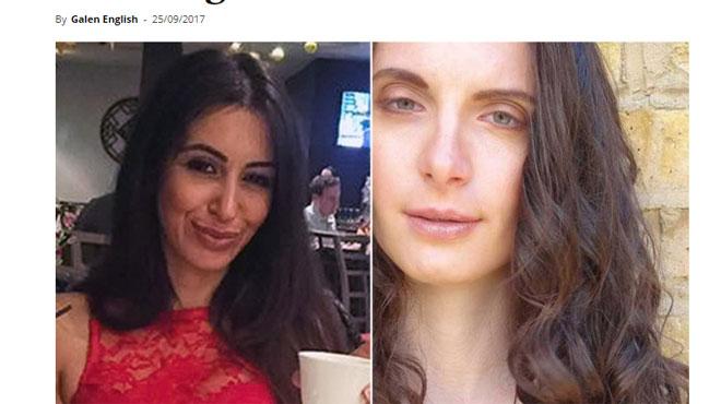 Jeune fille au pair retrouvée calcinée dans un jardin à Londres: son ancienne patronne affirme que c'était une
